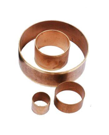 aros de cobre