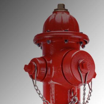 Hidrantes y Monitores