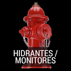 HIDRANTES MONITORES